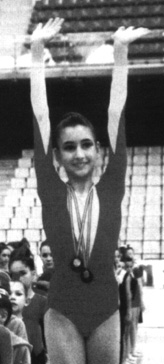 Ana during 1996 Nationals